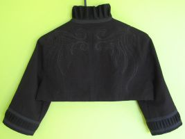 Reconstructed jacket - back by impetere