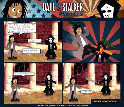 WIFL Faceoff: Dajil vs. Stalker part 1 by Danlei