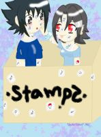 Stamps by Art-Munkee