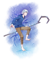 Jack Frost by aster-lili
