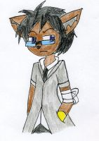 Art trade: Dr.Nitrate by ElementBrigade
