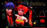 Trick or Treat :D by hardcoregamer14