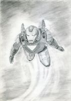 Iron-man by EroSeninn