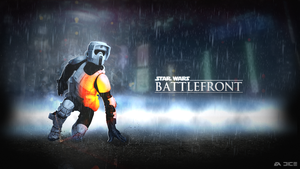 Star Wars Battlefront by KlausHeissler
