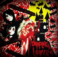 Demolition lovers painting by BurgandyRoses