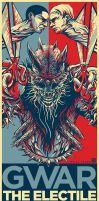 GWAR: Electile Dysfunction by milestsang