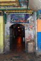 Muslim Quarter by night by dpt56