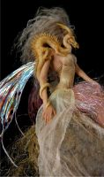 Golden Dragon Faerie 3 by wingdthing