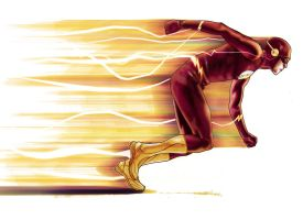 The Flash by tonytorrid