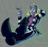 Beetlejuice by ZaidaCrescent