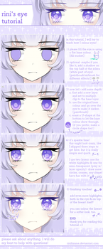 Rini's eye colouring tutorial by rinihimme
