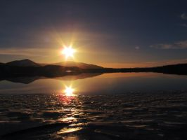 Loch Morlich by Eleanorjuly