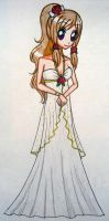 Bride Canelle by sekaiichihappy