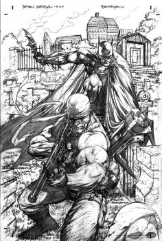 Batman_Deathblow by ryanbnjmn