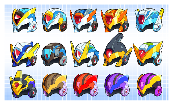 Helmet Upgrades by ultimatemaverickx