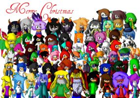 Big Christmas Pic by Milchwoman