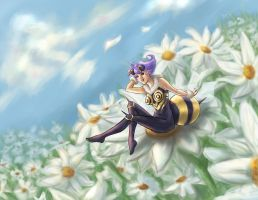 DarkStalkers - Q-Bee by lenneth