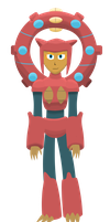 Volcanion Girl (Unfinished) by JimmyPiranha