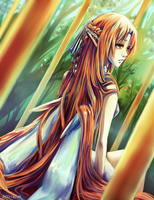 Asuna by Arenheim