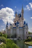 Cinderella's Castle 1 by Earth-Divine