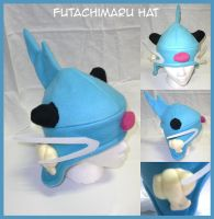 Pokemon Futachimaru Hat by Toastbat