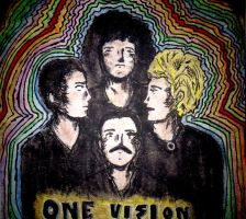 One Vision by Sillyhatlovingbro