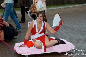 Japan Expo 2012 - Lazy Mai (SNK) - 9863 by dlesgourgues