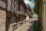 Street Malestroit Morbihan France by hubert61