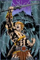 He-Man Master of the Universe by Blindman-CB