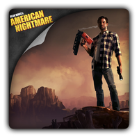 American Nightmare icon by Themx141