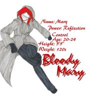 Bloody Mary by Underground-Heroes