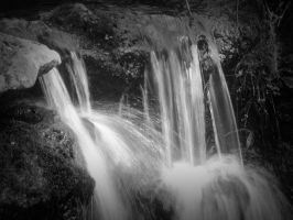 water running slower! by XpressivePhotography
