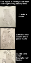 Its Been So Long Step by Step Drawing by AnimeGeek15