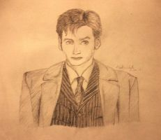 David Tennant - The Doctor by AlexRose312