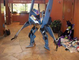 NDK2012 - TFP Soundwave by TaintedTamer