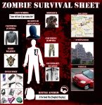 Zombie Survival Sheet by yescabrita
