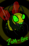 Zom-bee by NathanSeals