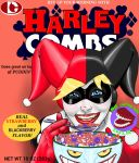 classic harley quinn cereal varient by Jamonred