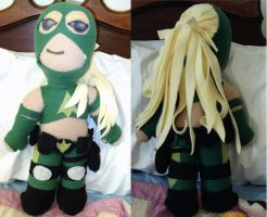 Artemis Plush (Young Justice: Season 1) by nenfere