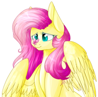 Open Collab - Fluttershy (LittleLilacSketch) by twinke19