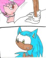 Lucy x Sonic: don't die by cmara