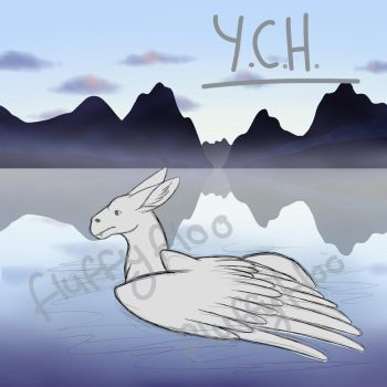 YCH water dutchie auction by Shagero