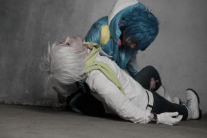 DRAMAtical Murder (DMMD) - Clear by GGN49