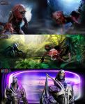 Experiment 18 Alien Species Posters by franeres