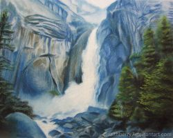 Waterfall by faithberry7