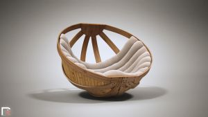 Cradle Chair by djreko