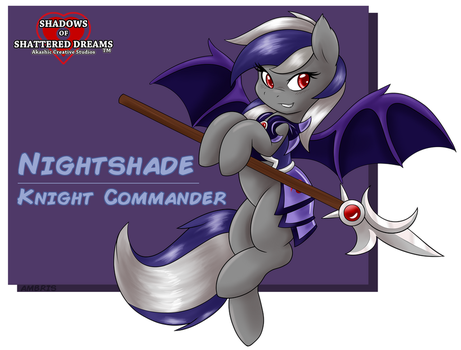 Shadows of Shattered Dreams: Nightshade by Ambris