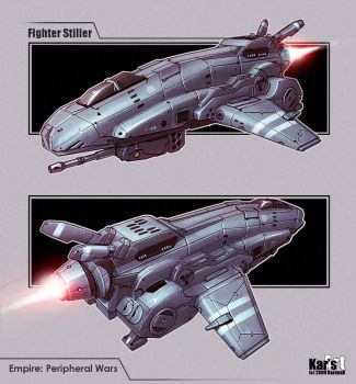 Fighter Stiller by KaranaK