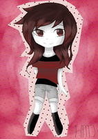 Chibi!Tranquilio by HonTheAwesome