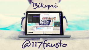 Tema para Windows 7 Bikini by 117fausto